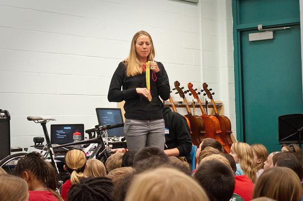 Sarah Haskins December 2011