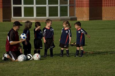 Josiah's Third Soccer Game
