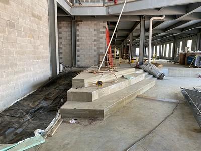 Interior Construction Photos