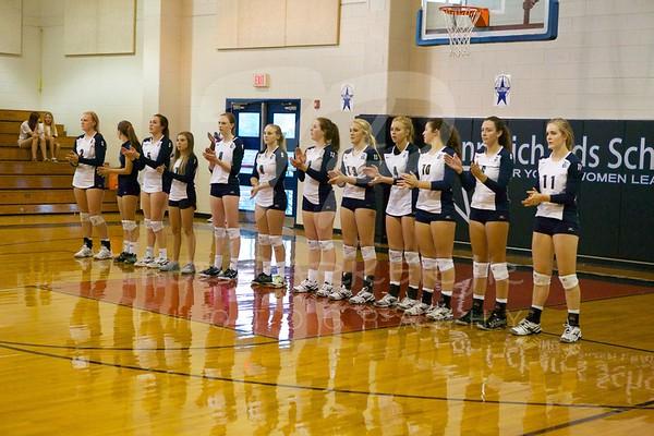 Regents Volleyball Varsity 2014