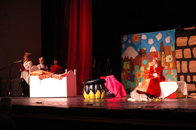 Second Grade Fairy Tale Plays