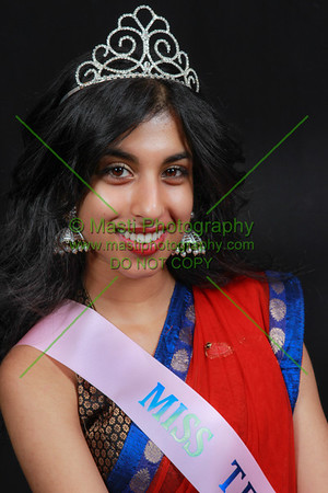 2013 Miss India Tristate Shoot