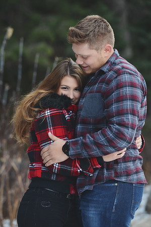 Brittany and Tristan Engagements 2018