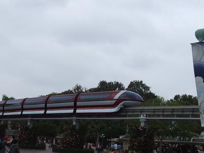 Disneyland Resort - 5/9/08