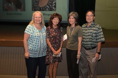 2019 Faculty and Staff Aloha Awards