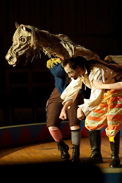 The Circus- Dress Rehearsal
