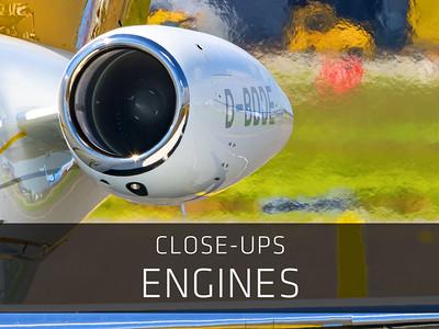 Close-ups – Engines