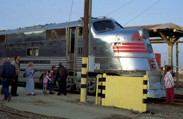 Nebraska Zephyr in Fort Worth