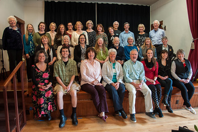 Bouverie Preserve 2018 Docent Graduation