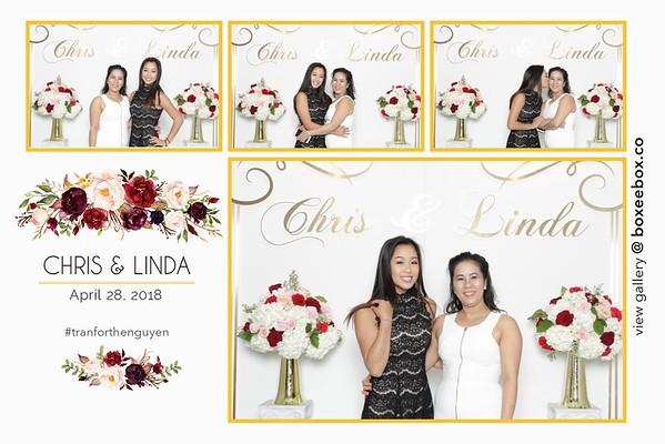 Chris & Linda | Prints