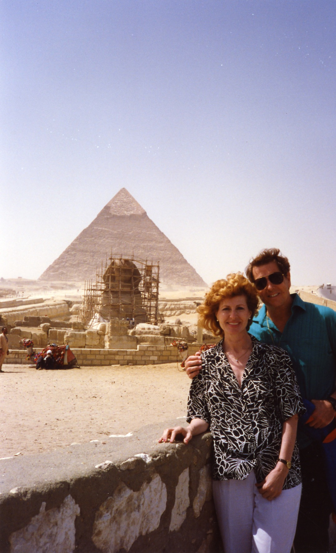 Pyramids of Giza (Tom, Betty & Lloyd)