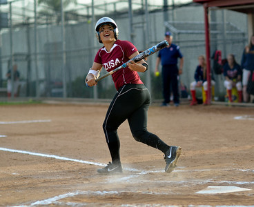 2014-03-03 Softball v Dixie State
