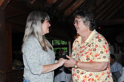 2008 July - Aunt Anne's Visit & Mom's Birthday