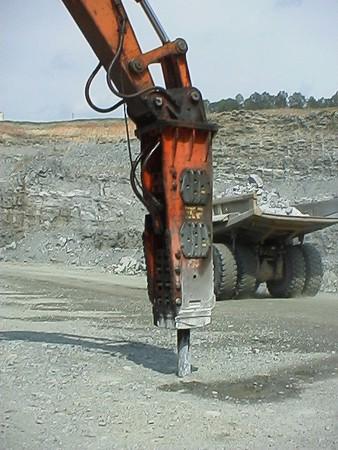 H20X Hydraulic Hammer