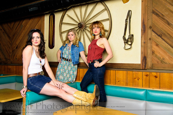 """Cowgirls"" Publicity Photos"