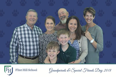 Flint Hill School Grandparents & Special Friends Day 2018