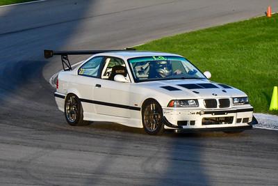 2020 MVPTT Sept Mid Ohio White BMW M3 Wing