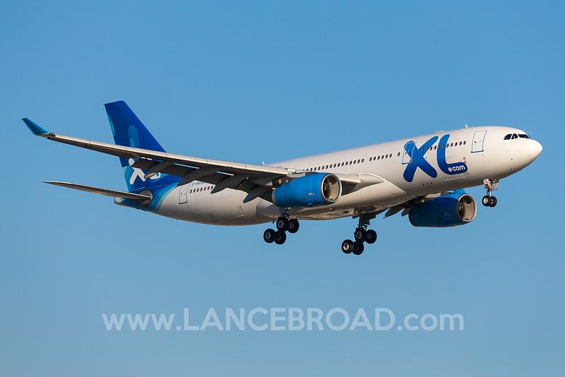 XL Airways A330-200 - F-HXXL - LAX