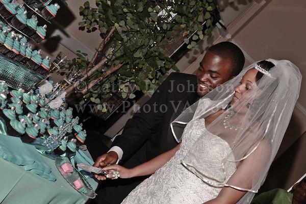 Jaedda + Dentrell: Smithfield Wedding Photography