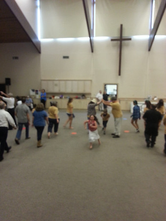 Square Dancing at GSPC