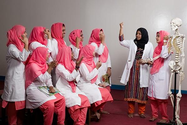 Ad-din Sakina Medical Collage Jessore