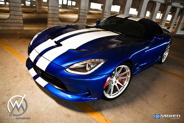 Whitehead Motorsports/HRE Wheels