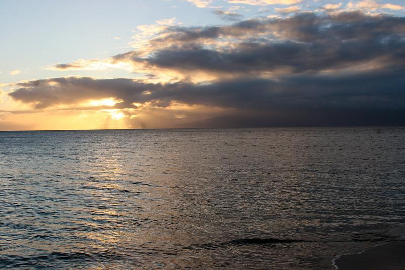 Kaanapali Beach, Maui, Hawii