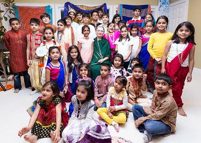 Gita Class Cultural Show
