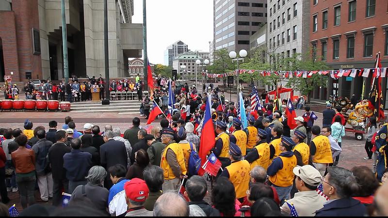 2012-10-07 雙十國慶遊行