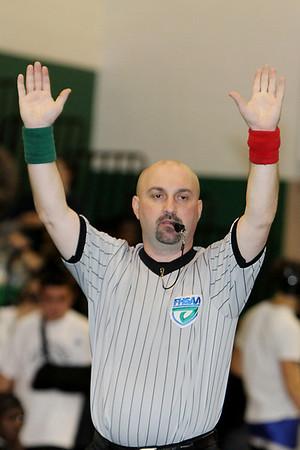 Billy Saylor Wreslting Invitational 2012 - Officials