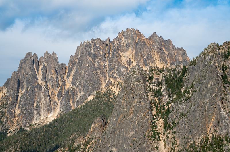 Silver Star Mountain and Vasiliki Ridge