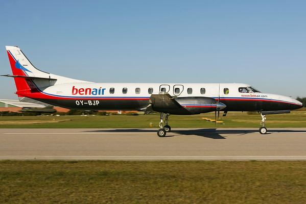 OY-BJP - Fairchild SA227-AC Metro III