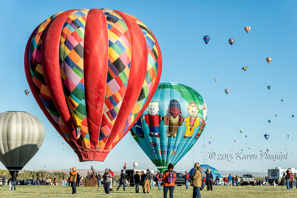 2013 Classic Balloons