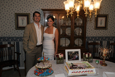 Kristin and  Blake's Couples Shower
