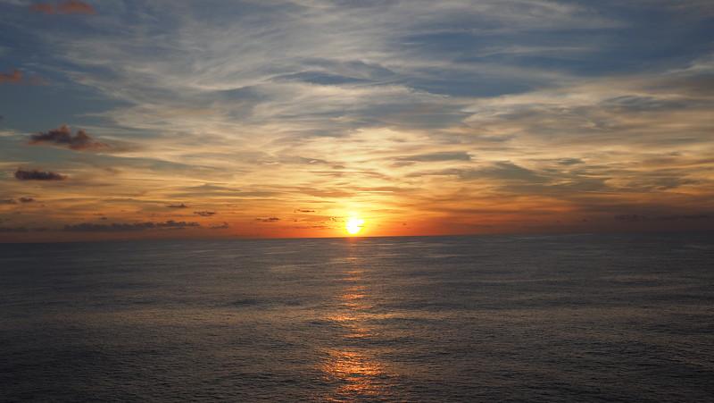 At Sea 11-16 to 11-23