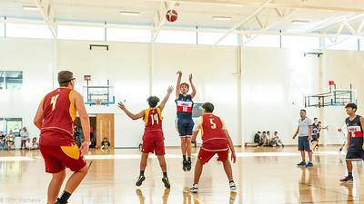 Apr 21 - Basketball - HIBS v Heretaunga College