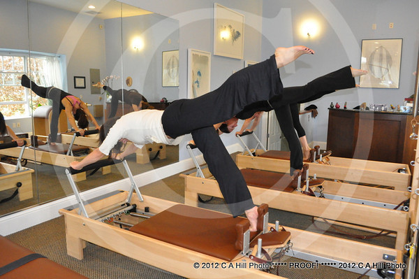 Dec 2 Golden Mean Pilates