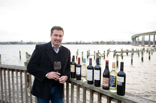 Barry Cregan - Carolina Wine Brands