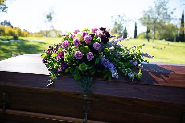 2019 02 Mom Burial