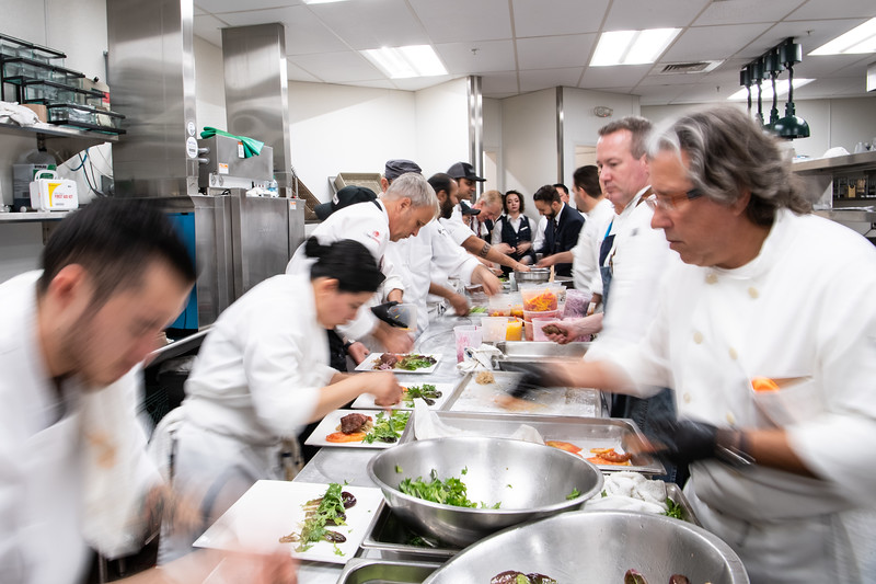 Jeremiah Tower & Friends Lunch
