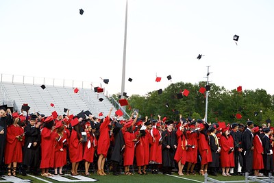 2017, Graduation