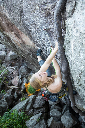 Koh Tao - Jansom New Route w/ Steph and Andy 03/2021