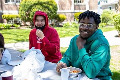 Spring Fun on Campus