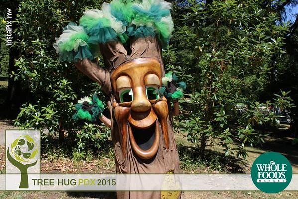 Tree Hug PDX 2015