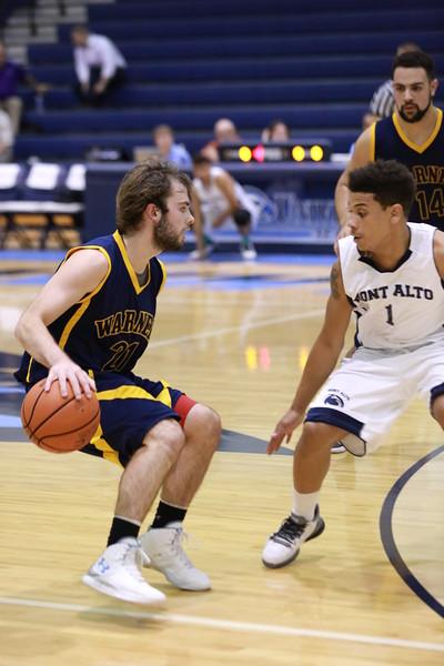 Penn State Mont Alto vs Warner