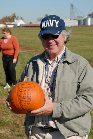 Silvercreek Pumpkin Drop 2007