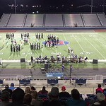 Waco Midway Marching Contest Finals 10/09/2016
