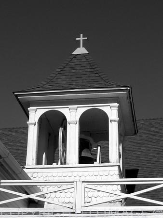 Churches (B & W)
