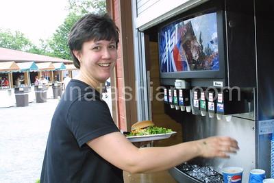 Lake Compounce Park - Amusement Park Photos - August 16, 2002