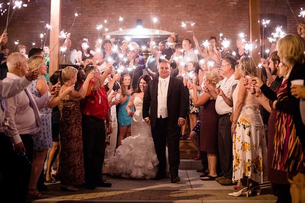 Breanna + Al: Wedding